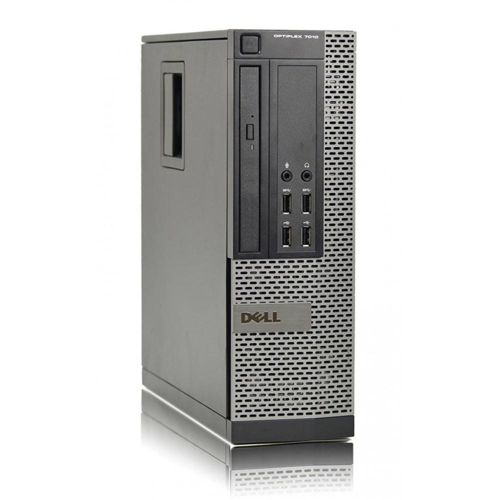DELL Desktop SQR PC Optiplex 7010 SFF, i3-3220, 4GB, 250GB, DVD