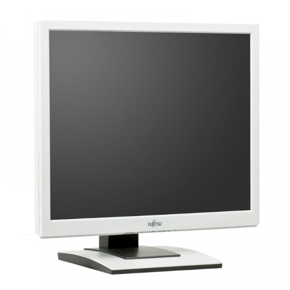 "FUJITSU A-B19-5 LCD / TFT, 1280 x 1024, 19"", With Speakers, SQ"