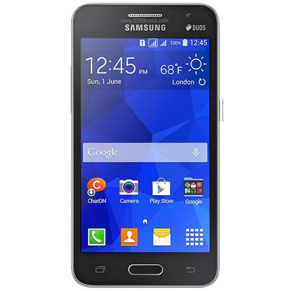 Service screen Samsung Galaxy Core 2